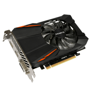 GIGABYTE GeForce GTX 1050 Ti D5 4GB GDDR5