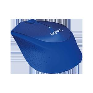 Logitech M330 Silent Blue Plus