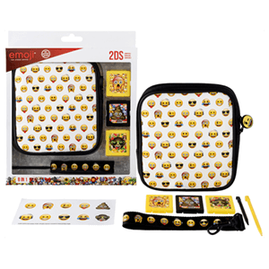 Kit 8 Accesorios 2DS Emoji