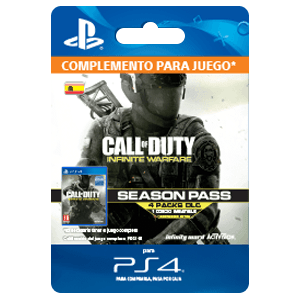 Call of Duty: Infinite Warfare - Season Pass PS4