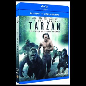 La leyenda de Tarzán BD