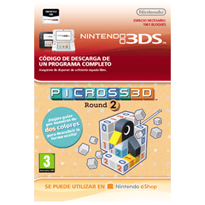 Picross 3D: Round 2 - 3DS