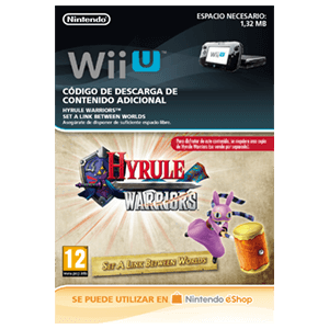 Hyrule Warriors: Set A Link Between Worlds - Wii U
