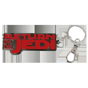 Llavero Logo Star Wars El Retorno del Jedi