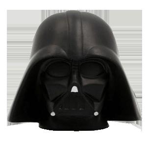 Casco Darth Vader Antiestrés