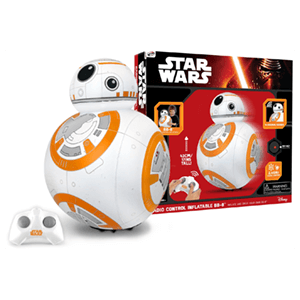 Robot BB8 Hinchable R/C