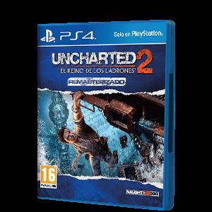 Uncharted 2: El Reino de los Ladrones Remasterizado