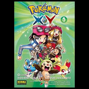 Pokémon X-Y nº 1