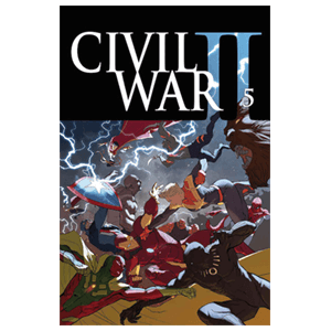 Civil War II nº 5