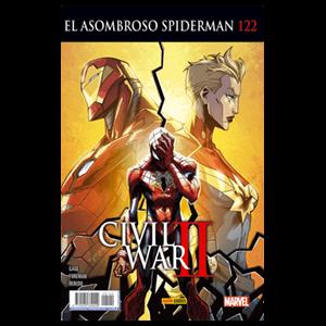 El Asombroso Spiderman nº 122