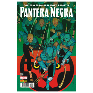 Pantera Negra nº 6