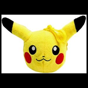 Llavero de Peluche Pokemon Pikachu 15cms
