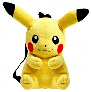 Mochila Pokemon 40cm