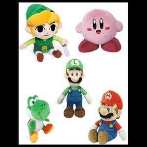 Peluche Super Mario Surtido 20cm