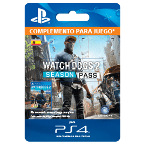 Watch Dogs 2 - Season Pass PS4