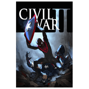 Civil War II nº 6