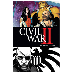 Civil War II: Eligiendo Bando nº 4