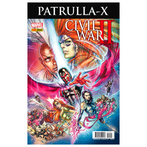 Civil War II: Patrulla-X nº 1