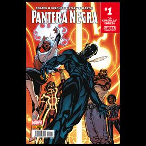 Pantera Negra nº 7
