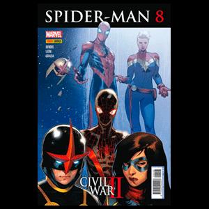 Spider-Man nº 8