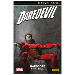 Marvel SAGA. Daredevil: Hardcore