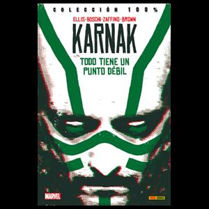 100% Marvel. Karnak nº 1