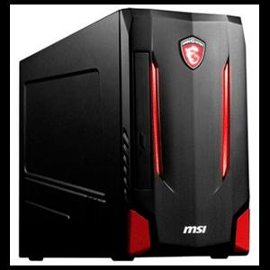 MSI Nightblade MI2-205EU i7-6700 - GTX 1060 - 8GB - 1TB HDD + 128GB SSD - W10