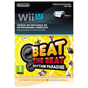 Beat the Beat: Rhythm Paradise - Wii U