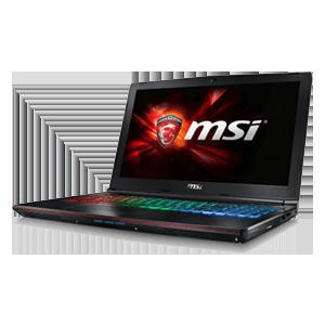 MSI GE62VR 6RF(Apache Pro)-236XES  i5-6300HQ-GTX1060