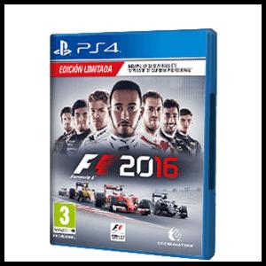 Formula 1 2016 Edición Limitada