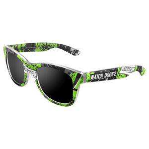 Gafas Watch Dogs 2 Skull Rider