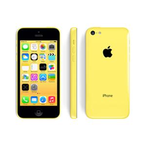 Iphone 5c 16Gb (Amarillo) - Libre -