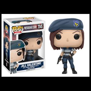 Figura Pop Resident Evil: Jill Valentine