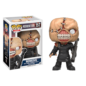 Figura Pop Resident Evil: Nemesis