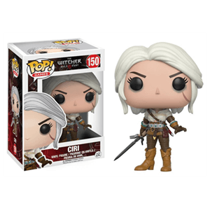 Figura Pop The Witcher III: Ciri