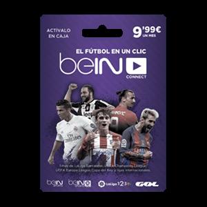 Pin BeIN Fútbol  9,99 Euros