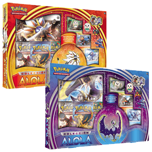 Caja Pokémon: Alola Collection