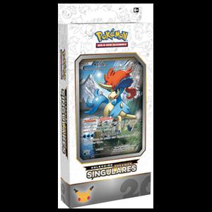 Caja Pokémon Singulares KELDEO