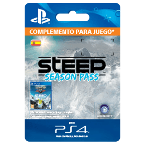 Steep Season Pass PS4
