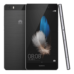 Huawei P8 Lite 16gb Negro Libre