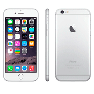 iPhone 6 16Gb (Plata) - Libre -
