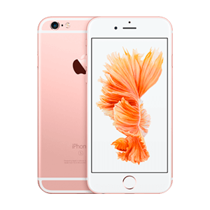 iPhone 6s 64gb Oro Rosa Libre