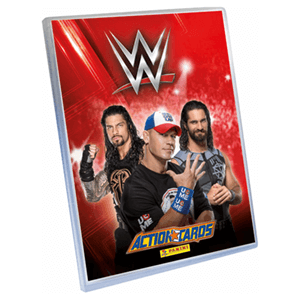 Megapack Action Cards WWE 2