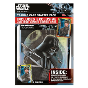 Pack de Inicio Cartas Star Wars Rogue One