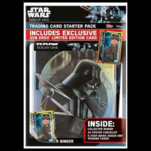 Pack de Inicio Cartas Star Wars Rogue One
