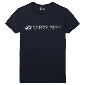 Camiseta Mass Effect Andrómeda: Initiative Talla M