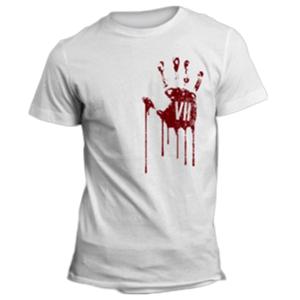 Camiseta Resident Evil VII: Bloody Hand Talla L