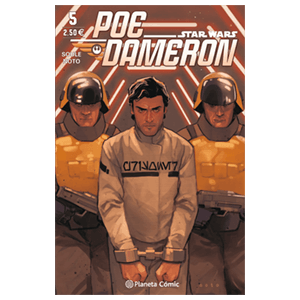Star Wars: Poe Dameron nº 5