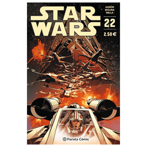 Comic Star Wars nº 22