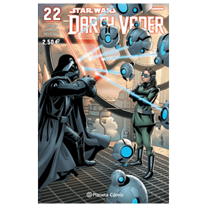 Comic Star Wars: Vader nº 22